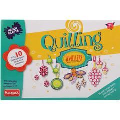 Funskool Quilling Jewellery