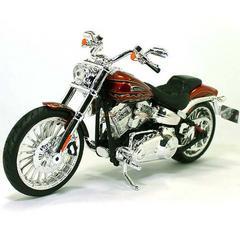 Maisto HARLEY DAVIDSON Motocycle, CVO Breakout, 1:12 Scale, Die Cast