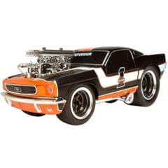 Maisto Muscle Machines, HARLEY DAVIDSON 1966 Ford Mustang, 1:24 Die Cast Metal