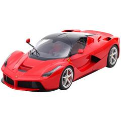 Burago LA Ferrari, Red, 1:24 Scale, Die Cast Metal, Collectable Model