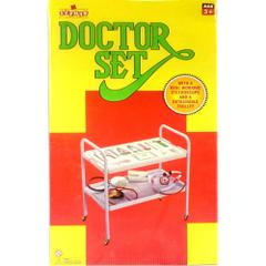 Zephyr Doctor Set Trolley
