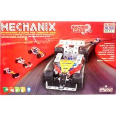 Zephyr Mechanix Racing Cars