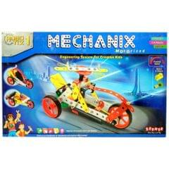 Zephyr Mechanix Robotix Series, Set No. 1