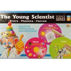 Ekta The Young Scientist, Set No. 3
