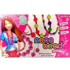 Ekta Neon Bead Jewellery