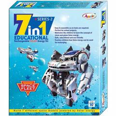 Annie 7 In1 Educational Series Robot