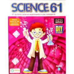 Ekta Sceince 61 Educational Set