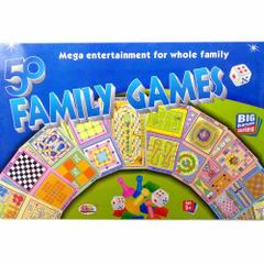 Ekta 50 Family Games