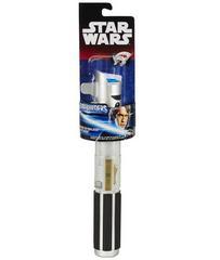 Star Wars Bladebuilders, Anakin Skywalker Extendable Lightsaber, Blue