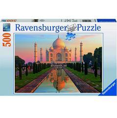 Ravensburger Jigsaw Puzzle, Taj Mahal, 500 Pieces