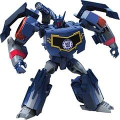 Transformers Robots In Disguise, Weaponizers, Soundwave Action Figure, Multi Color