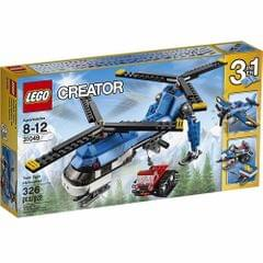 Lego Creator, Twin Spin Helicopter, No 31049