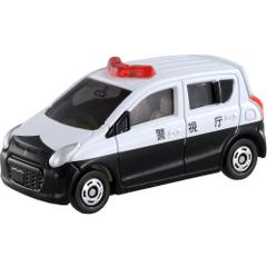 Takara Tomy Tomica Suzuki Alto Polic Car, No.48, Scale 1 : 56, Die Cast Metal Car Collectables
