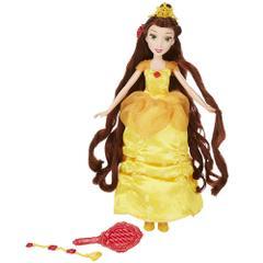 Disney Princess Long Locks Belle Doll