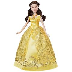 Disney Beauty and the Beast Enchanting Melodies Belle, Gold