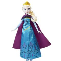 Disney Frozen  Royal Reveal Elsa Doll Set