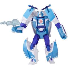 Transformers Robots In Disguise, Weaponizers, Blurr Action Figure, Multi Color