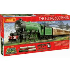 Hornby R1167 Flying Scotsman OO Gauge Electric Train Set