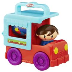 Playskool Fold 'n Roll Food Truck