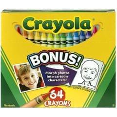 Crayola 64 Crayon Colors