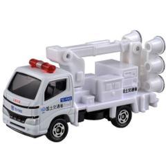 Takara Tomy Tomica MLIT Lighting Vehicle, No.32, Scale 1 : 56, Die Cast Metal Collectables