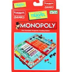 Funskool Travel Monopoly