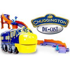 Chuggington Stunt Brewster Playset