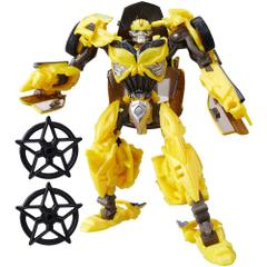 Transformers The Last Knight Premier Deluxe Edition, Bumblebee