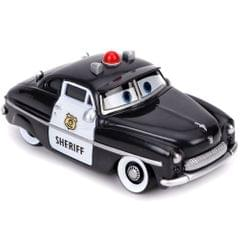 Disney Pixar Cars Sheriff, Small size Black