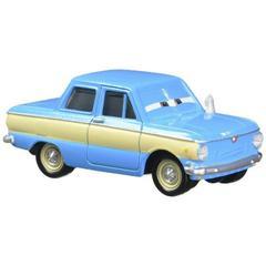 Disney Pixar Cars Vladimir Trunkov, Small size Blue
