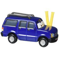 Disney Pixar Cars Clutch Foster, Small size Blue