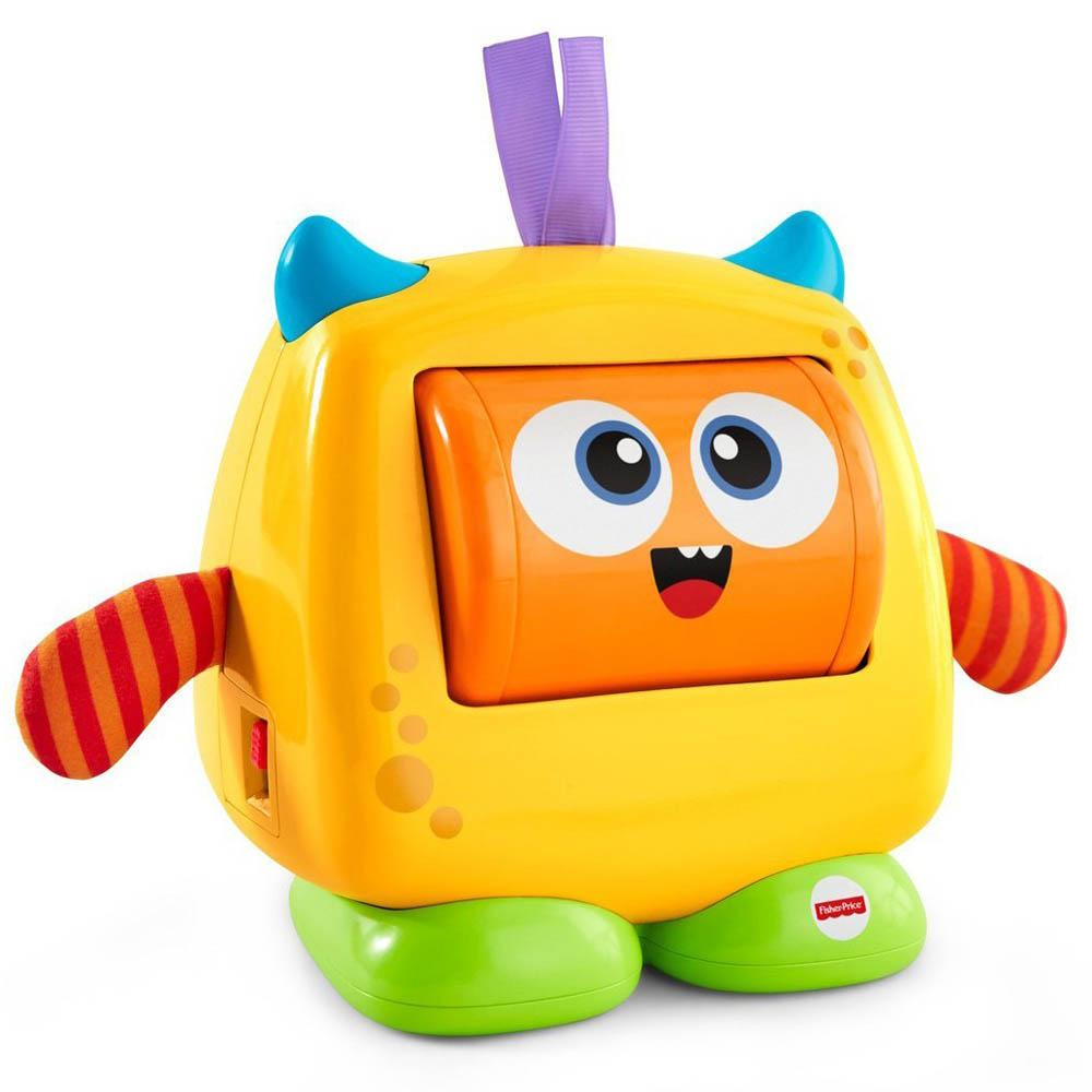 Fisher Price Feelings Monster, Multi Color