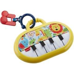 Fisher Price Soft Piano, Multi Color