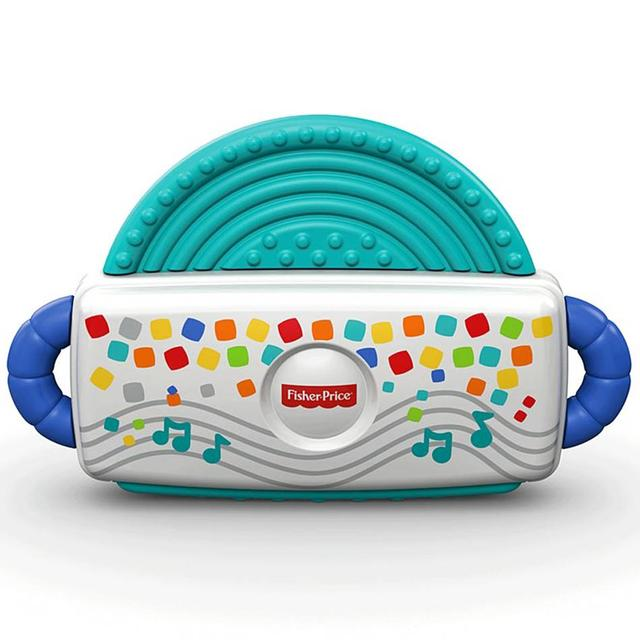 Fisher Price Harmonica Teether, Multi Color