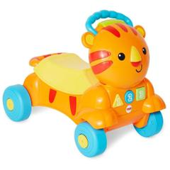 Fisher Price Stride to Ride Tiger, Orange