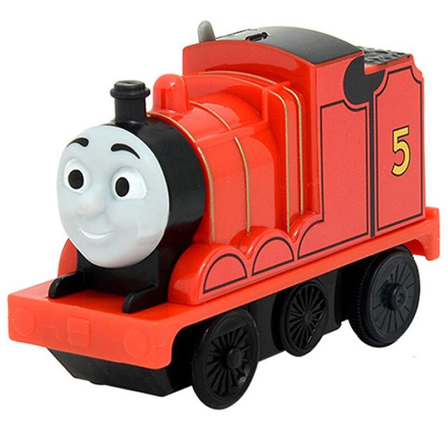 Thomas and Friends Adventures Motorized Engine James, Multi Color