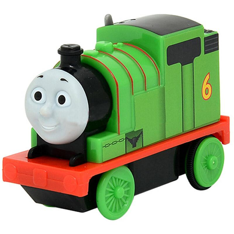 Thomas and Friends Adventures Motorized Engine Percy, Multi Color