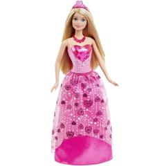 Barbie Dreamtopia Fairytale Princess in Gem Gown, Multi Color