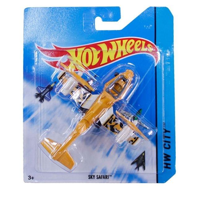 Hot Wheels Skybuster, Sky Safari Multi Color