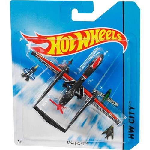 Hot Wheels Skybuster, SB94 Drone Multi Color