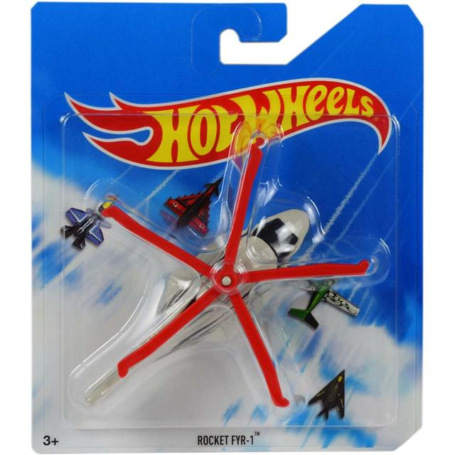 Hot Wheels Skybuster, Rocket FYR-1 Multi Color