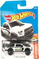 Hot Wheels Clip Strip Cars, '17 Ford F-150 Raptor Multi Color