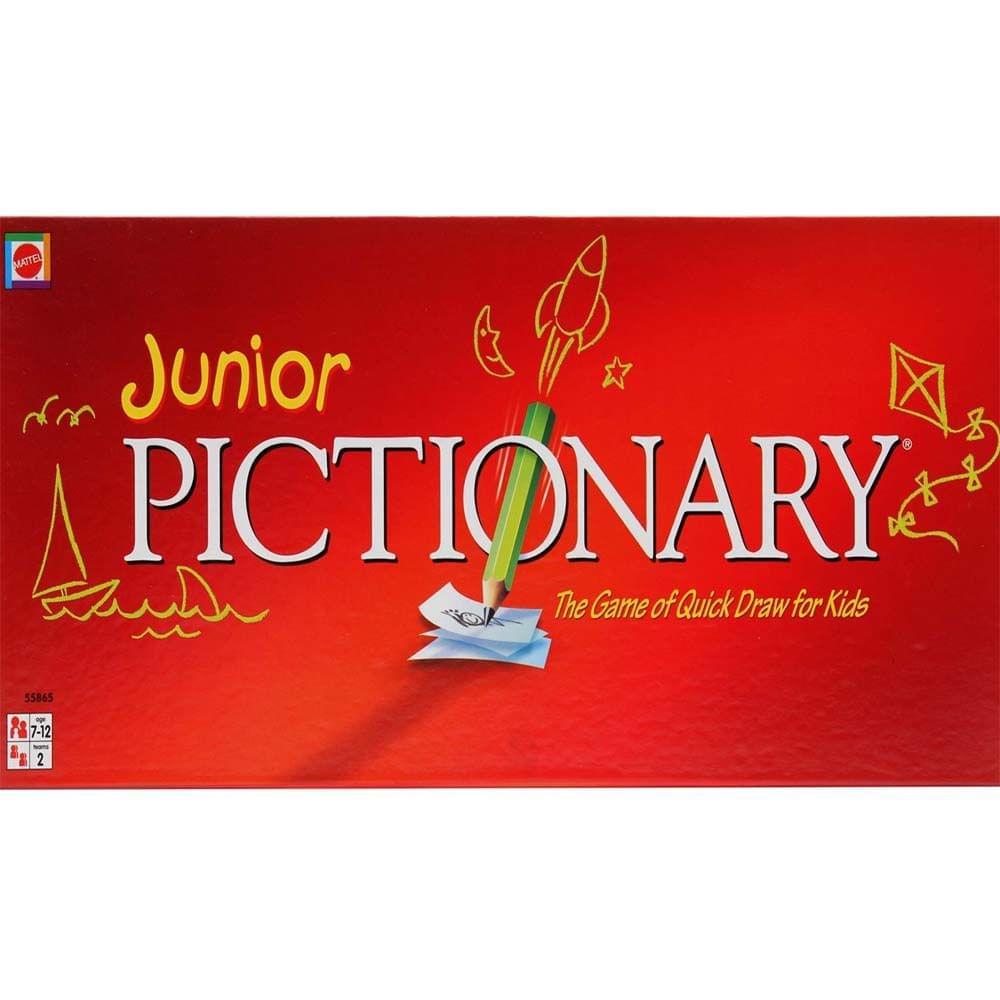 Mattel Pictionary Junior Classic Game