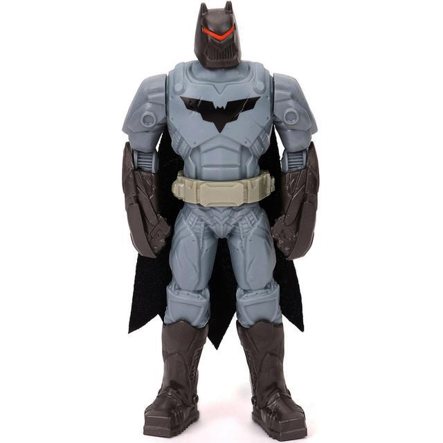 Justice League Armored Batman Action Figure, 6 Inch Multi Color