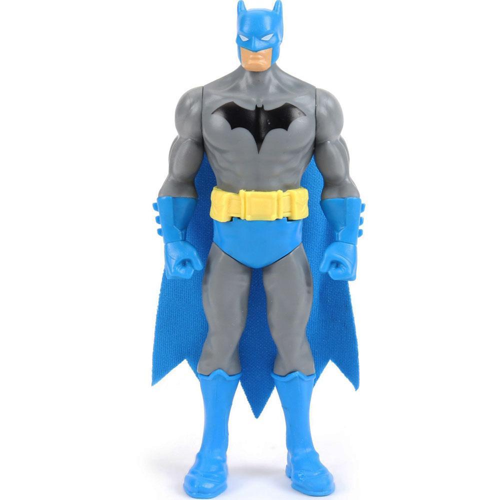 Justice League Batman Action Figure, 6 Inch Multi Color
