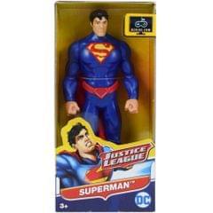 Justice League Superman Action Figure, 6 Inch Multi Color
