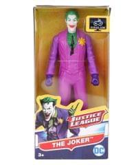 Justice League The Joker Action Figure, 6 Inch Multi Color