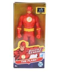 Justice League The Flash Action Figure, 6 Inch Multi Color