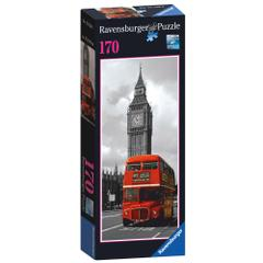 Ravensburger London Bus Jigsaw Puzzle, 170 Pieces