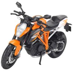 Maisto KTM 1290 Super Duke R, 1:12 Scale Die Cast Metal